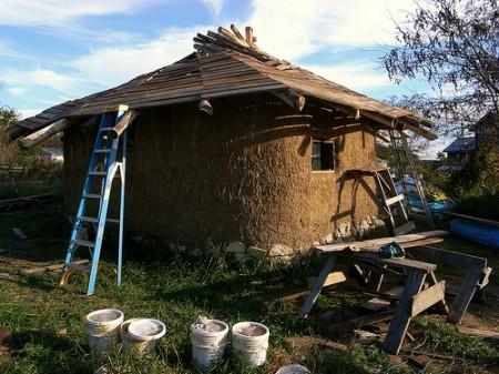 huizen binnekant bouwen