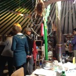 prakijk-in-yurt-drukte