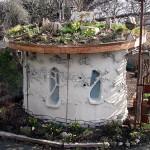 cob+garden+shed