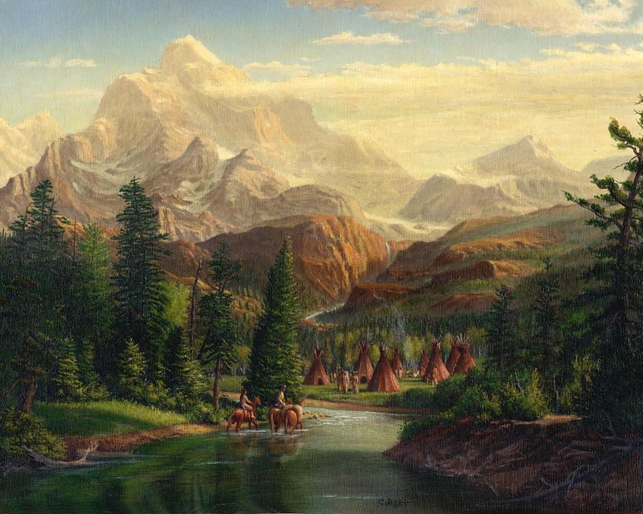 indian-village